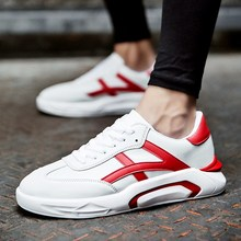 Summer 2019 breathable new style of men's sport and leisure Korean version of the trend of small white shoes and sneakers