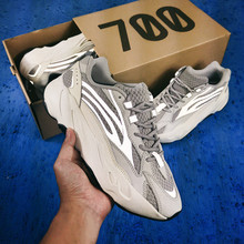 Handsome Jack Jointly Named Coconut 700v2 Real Explosive Men's Shoes Sports Shoes Reflective and Breathable Summer Tide Running Dad and Dad Shoes
