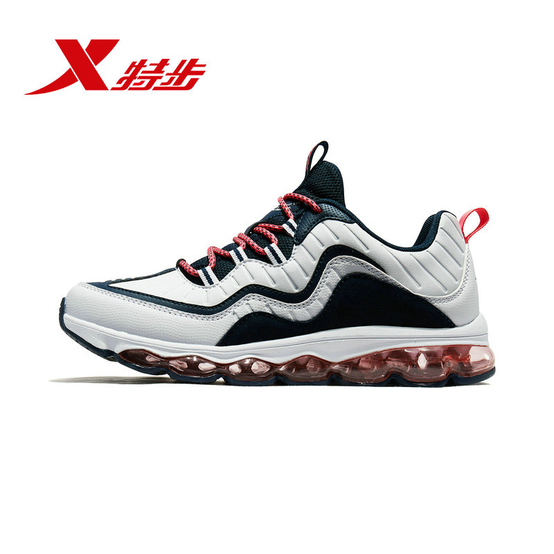 Special step women's shoes running shoes 2019 autumn and winter new genuine running shoes full air cushion shoes children's casual shoes sneakers