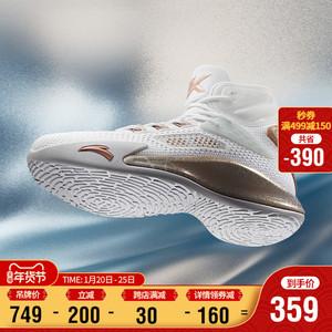 安踏汤普森KT5正代球鞋官网旗舰专业篮球鞋男2020新款高帮运动鞋