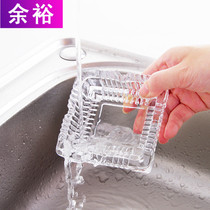 (Yuyu department store)crystal glass ashtray living room ashtray large office internet cafe hotel ashtray