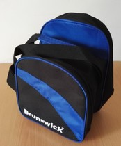Bel Bowling supplies New Brunswick Bowling single ball bag professional bowling bag four-color selection