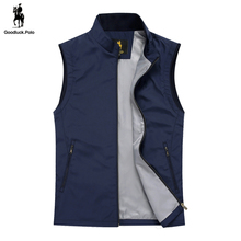 Paul's Classic 2009 Spring and Autumn Men's Business vest for relaxed work