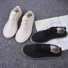 Men single shoes casual male shoes canvas shoes men's casual canvas shoes