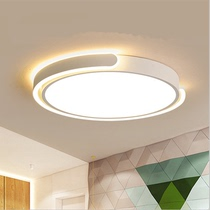 Art led Ceiling Lamp creative personality bedroom lamp simple modern warm romantic room home study lamps