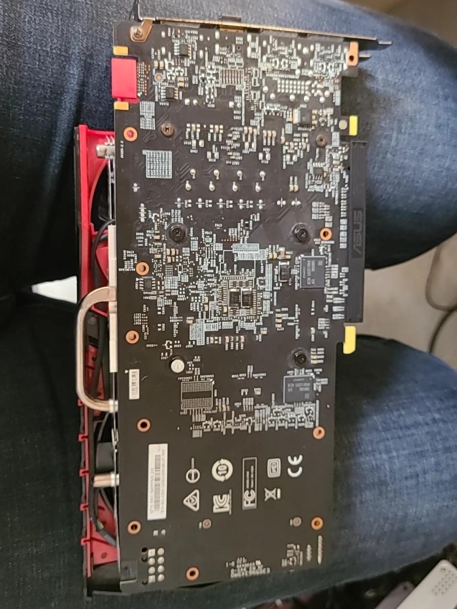 【已售纪念】微星显卡GTX950 2G DDR5 个人天猫购入一手卡