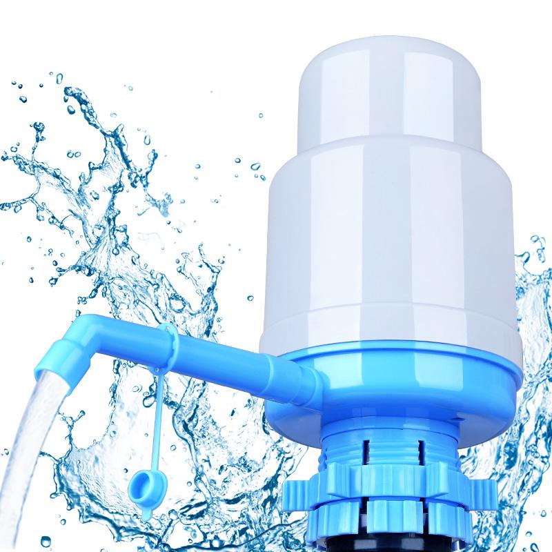 桶裝水抽水器手壓式純凈水桶壓水器飲水器水龍頭飲水機礦泉吸水器