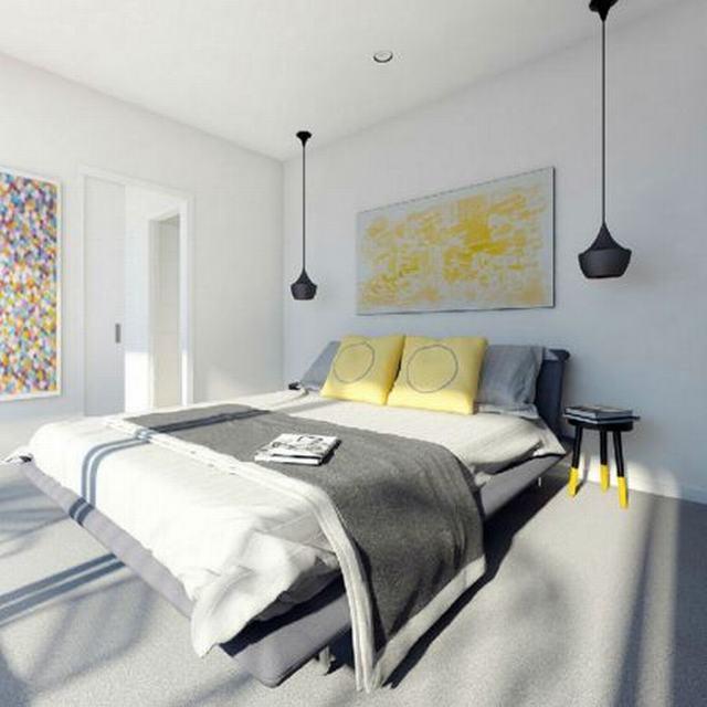 #卧室床头#卧室中的床头墙面,也是一个小小世界,装饰的好了,…