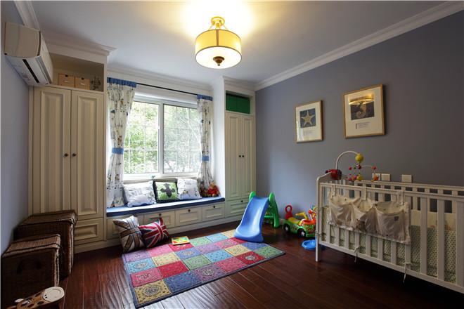 飘窗不仅是观景休闲的小空间,还可以设计成一个收纳的好空间,抽...