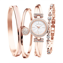 Anne klein Anne Klein Swarovski crystal alloy watch set fashion womens watch AK