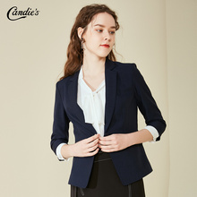 Short Korean suit jacket and women's suit