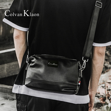 CK Men's Bag Single Shoulder Bag Men's Horizontal Style 2019 New Korean Version Business Leisure Men's Bag Slant Backpack Men's Bag