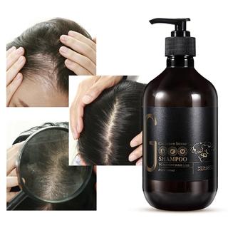 宣谷生姜洗发水露膏防脱去屑防止掉发生姜固发增发密发男女士控油