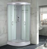 Small 80 * 100 renovation shower 90 hotel overall shower room bathroom stainless steel 80 * 120 warm winter