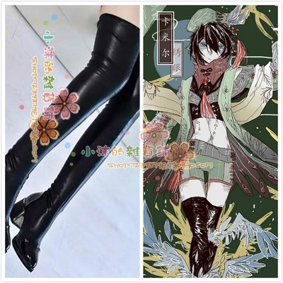taobao agent Bump World Aviary Cos Shoes Boots Camille White Eyes Cos Shoes Boots Aviary Camille