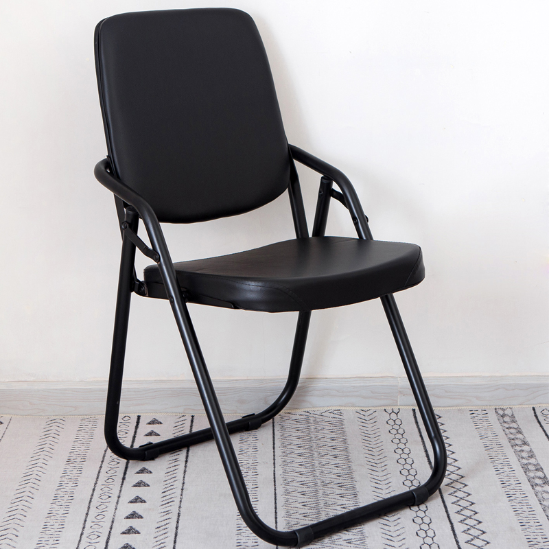Folding Chair Family Backrest seat adult office folding chair computer Chair student dormitory foldable meeting folding chairs