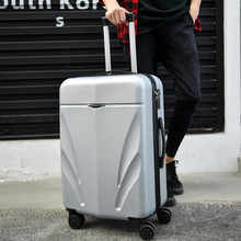Suitcase, suitcase, men and women pull-rod suitcase, universal wheel, 20-inch suitcase, password box, 24 business suitcase, student boom