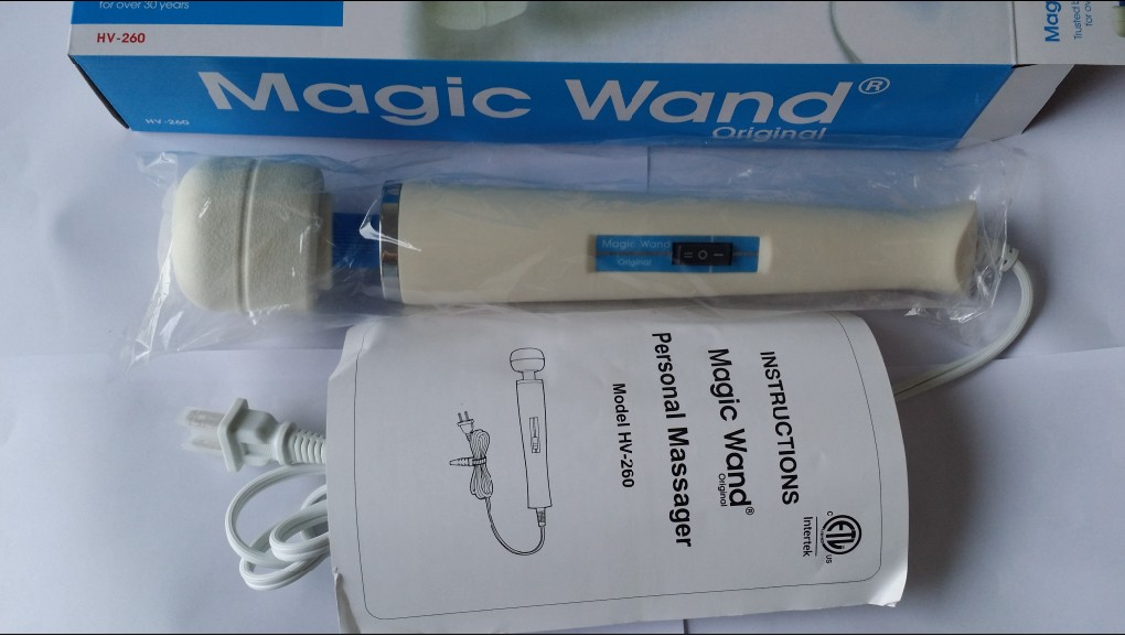 Купить Ручной Массажер Hitachi Hitachi Hitachi Magic Wand Massager Hv-260