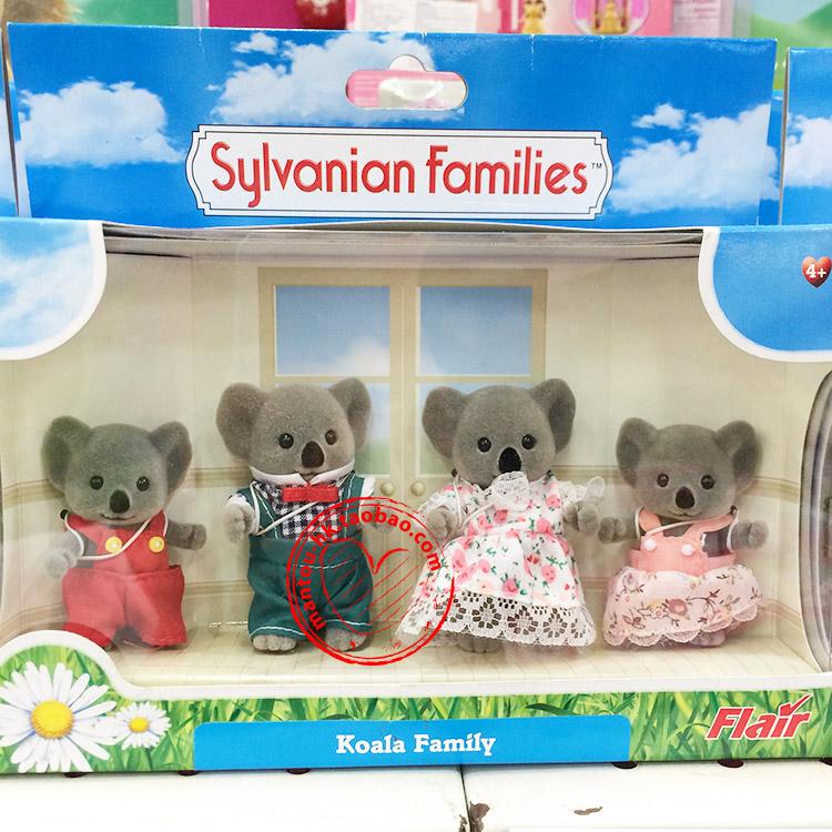 Купить Игрушки-Животные Sylvanian Families Family Forest Sylvanian Families