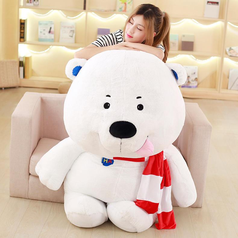 女朋友生日礼物,毛绒公仔抱抱熊,圣诞礼物