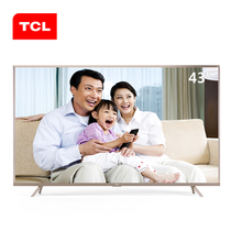 TCL L43P2-UD 43 » 30-core 4k ultra-mince Android smart flat-screen LCD TV.