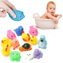 5pcs set cute baby bath bath wash play play ssoft ssoft rubber f