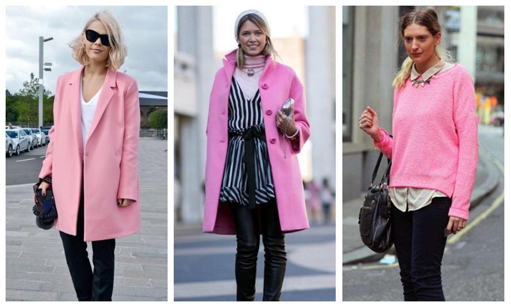 这粉色被你穿得俗气真不是它的错啊!