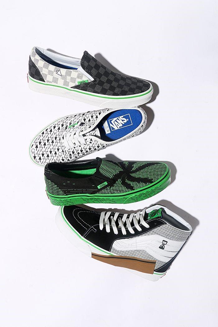 谁说复古球鞋就不能新潮?