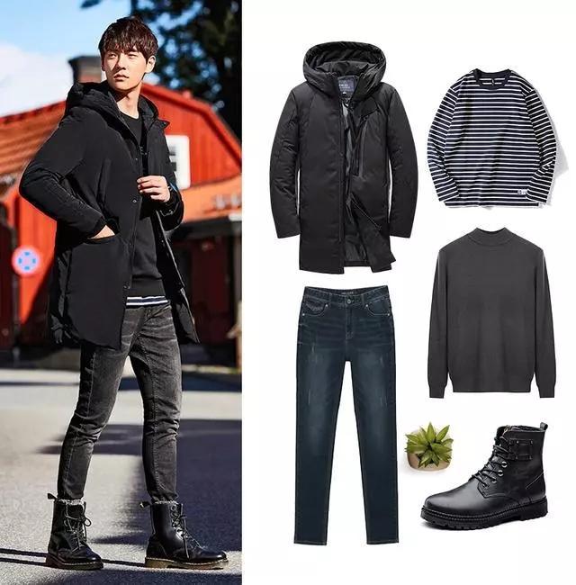 时尚保暖两不误,怕冷的男生如何帅气过冬