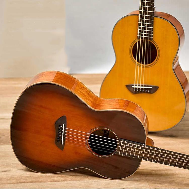 评测 雅马哈CSF吉他,给你更多精彩