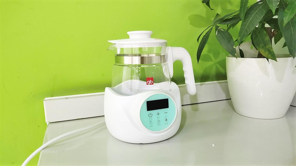 好孩子恒温调奶器实测,调奶原来如此简单