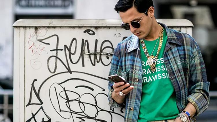 领悟衬衫挑选法,助你打造高街型男范