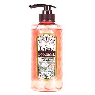黛丝恩植萃损伤修护无硅油洗发水