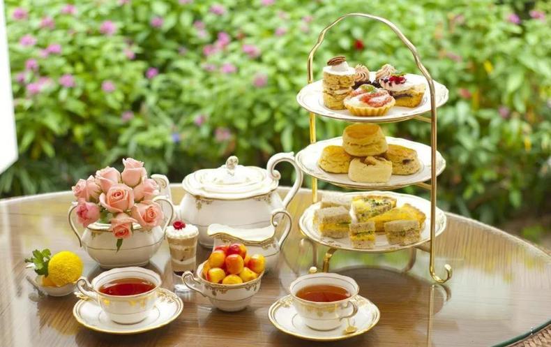 和閨蜜約下午茶,它能讓約會更有儀式感