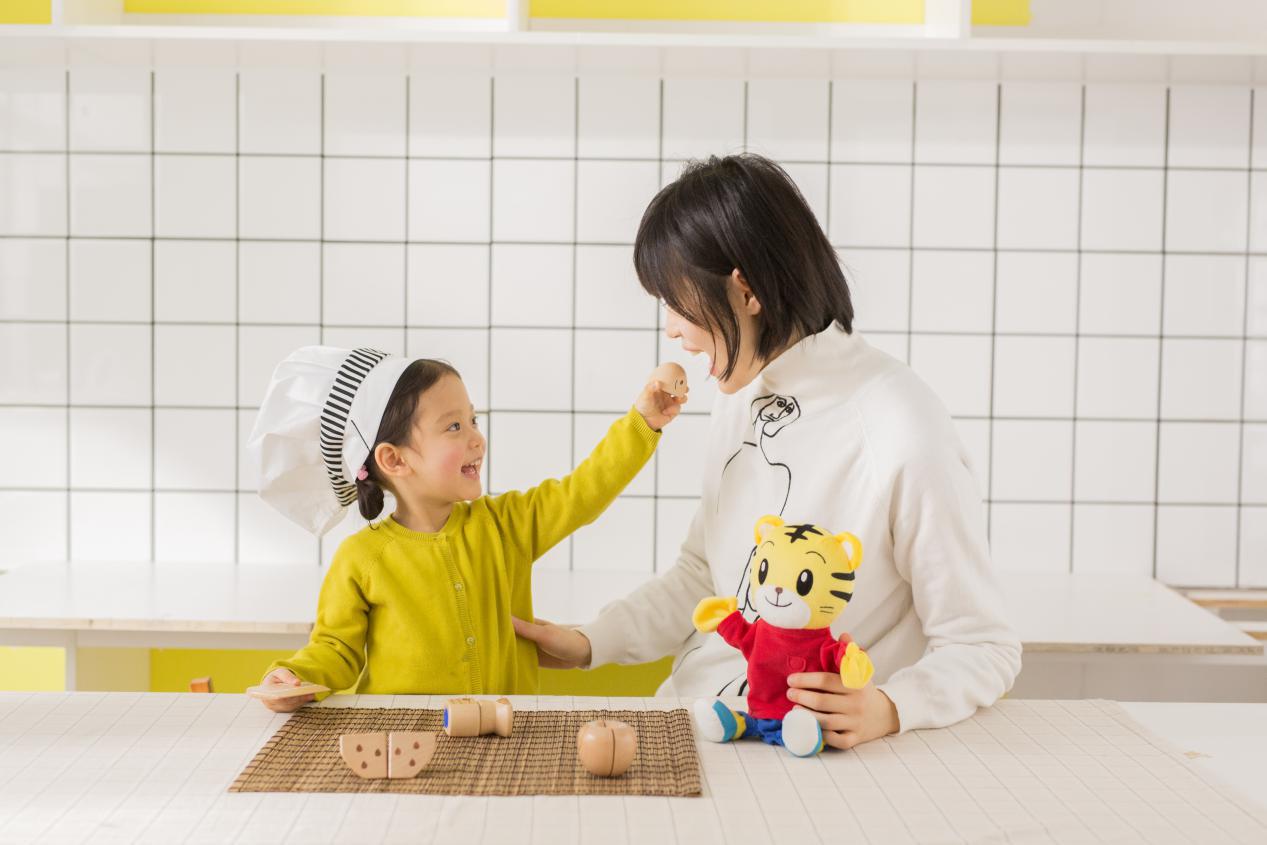 育儿专家教你几招,给孩子做早教效果更好6