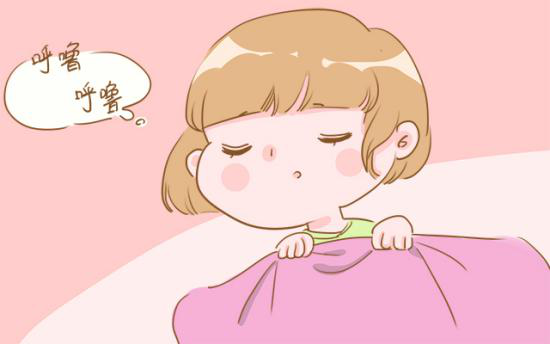 4招教你如何纠正孩子睡觉用嘴呼吸的问题