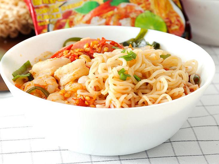 煮碗速食泡面,尝遍亚洲风味