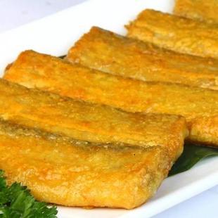 教你做外酥里嫩的煎带鱼,鲜香诱人