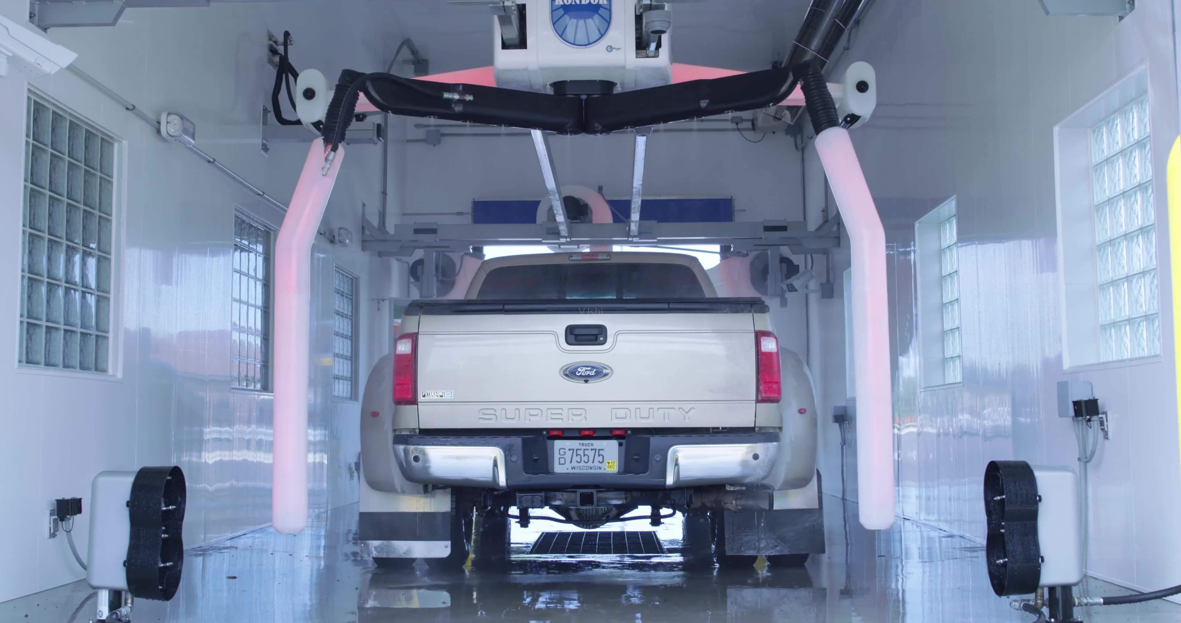 教你夏天如何洗车?不是一桶水就行的