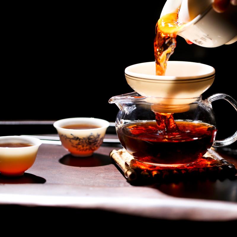 普洱熟茶经常喝, 品一品别有洞天23