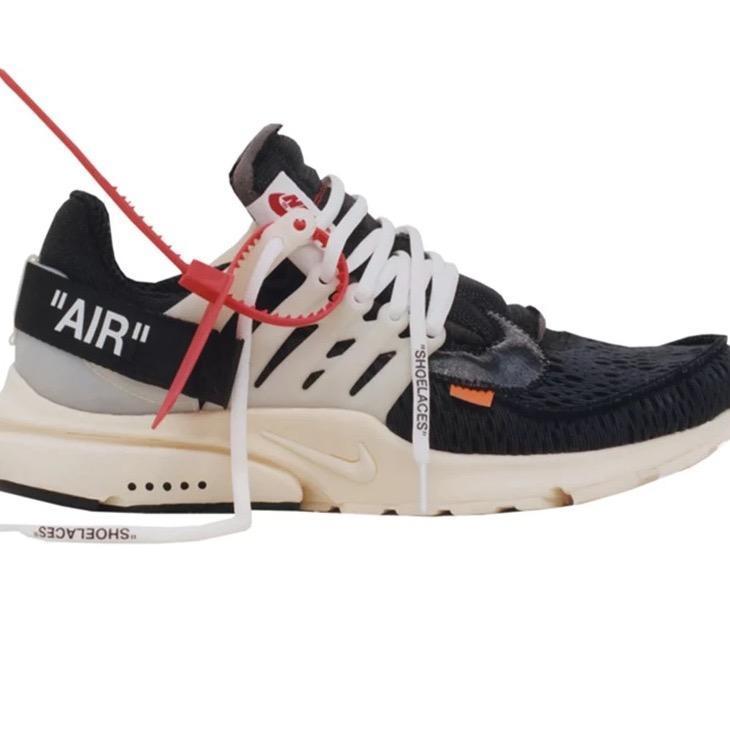 南山南 NIKE x OFF-WHITE AIR PRESTO THE 袜子跑鞋 AA3830-001