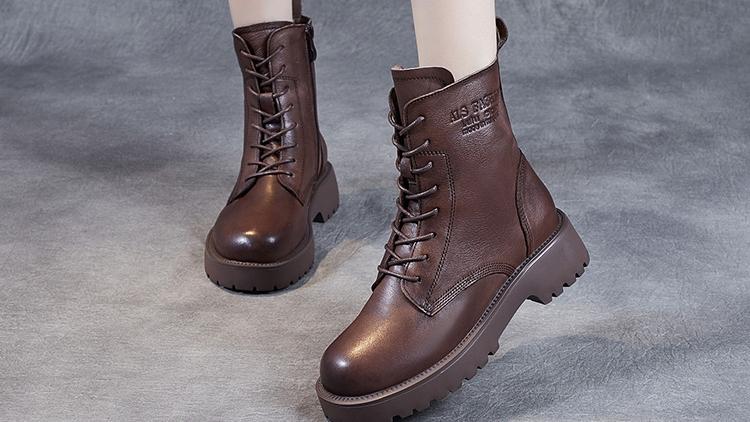 时尚马丁靴,让生活充满英伦风