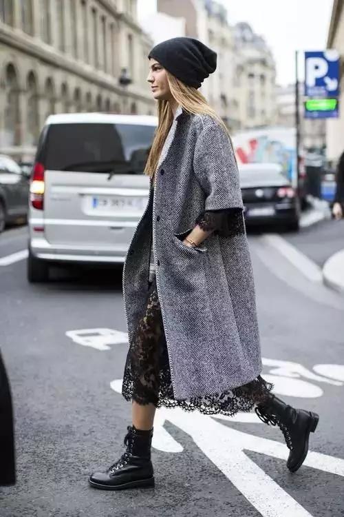 马丁靴,教你怎么穿出时尚