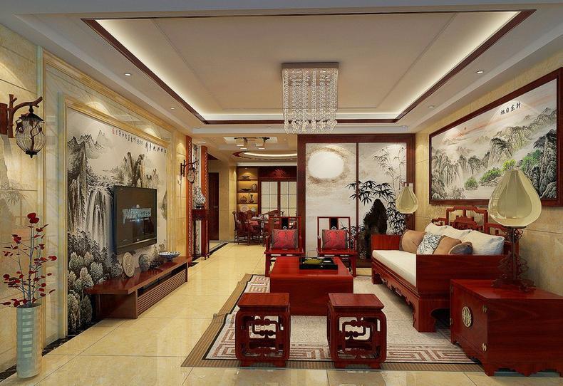 """难道,中式家具物件,就一定要这样""""不疯魔,不成活"""",继续以扎堆使用的方式传承下去?"""
