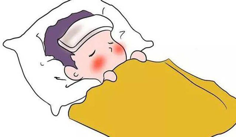 这些症状提醒宝妈,宝宝有可能发烧了