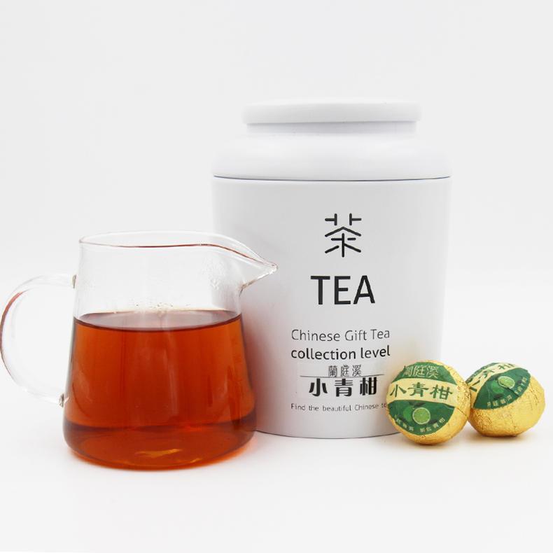 兰庭溪新会小青柑普洱茶,送同事客户礼物