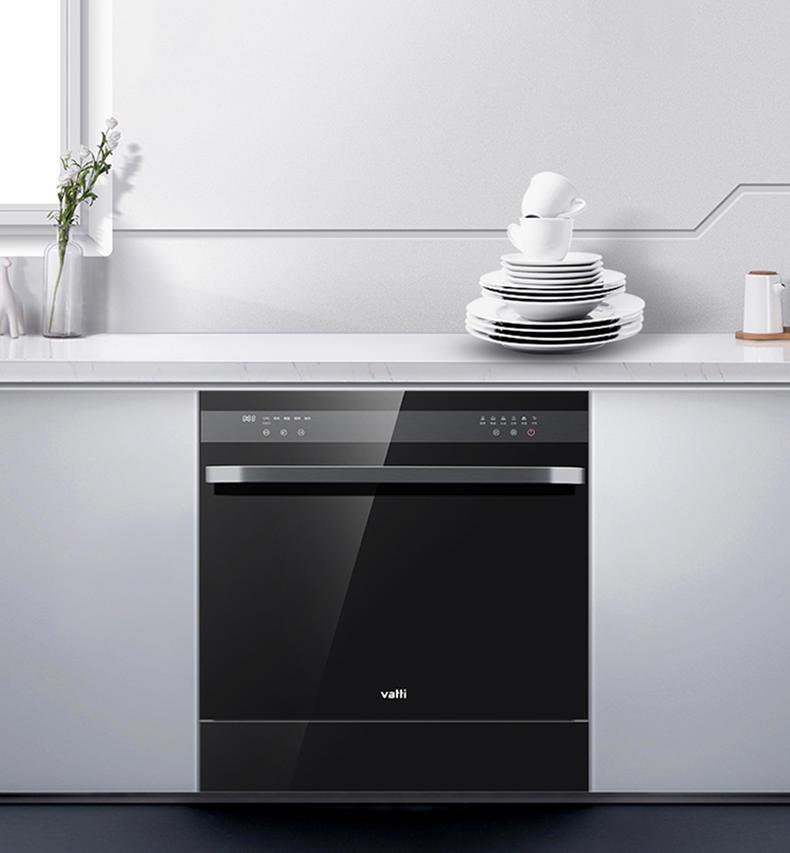 入一台洗碗机,全权承包你家的洗碗大任很有必要