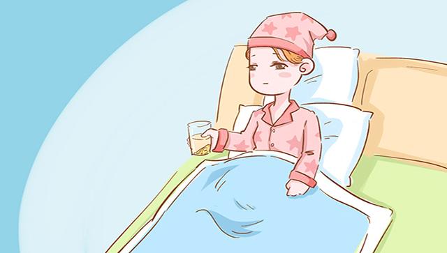 4步学会让妈妈远离月子病9