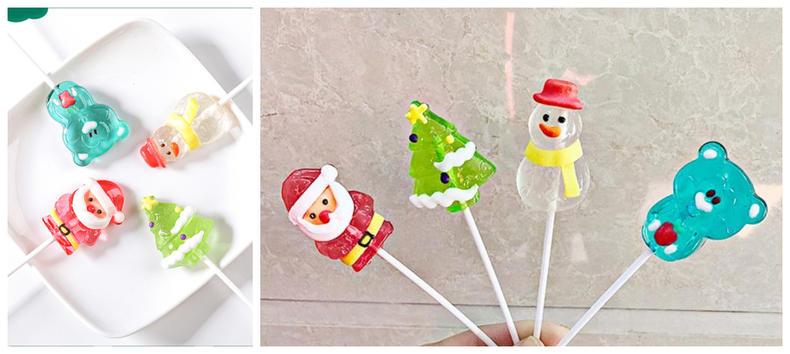 专属圣诞节的糖果,可爱又美味(图2)