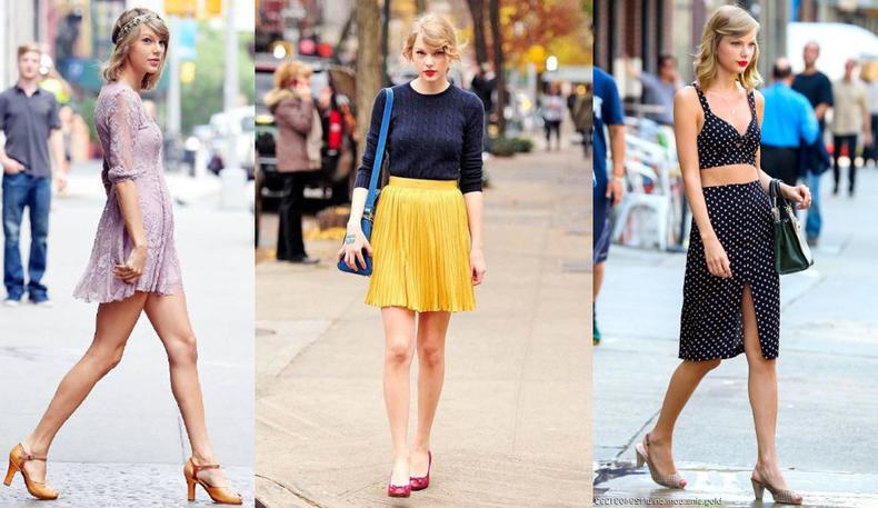 穿裙子搭配什么鞋